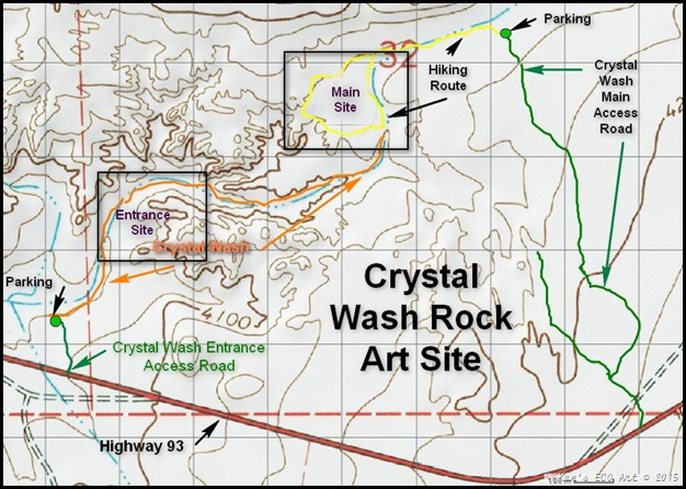 MAP-Crystal Rock Rock Art Site-1