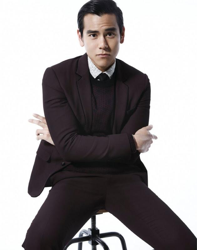Eddie Peng / Peng Yuyan Canada Actor