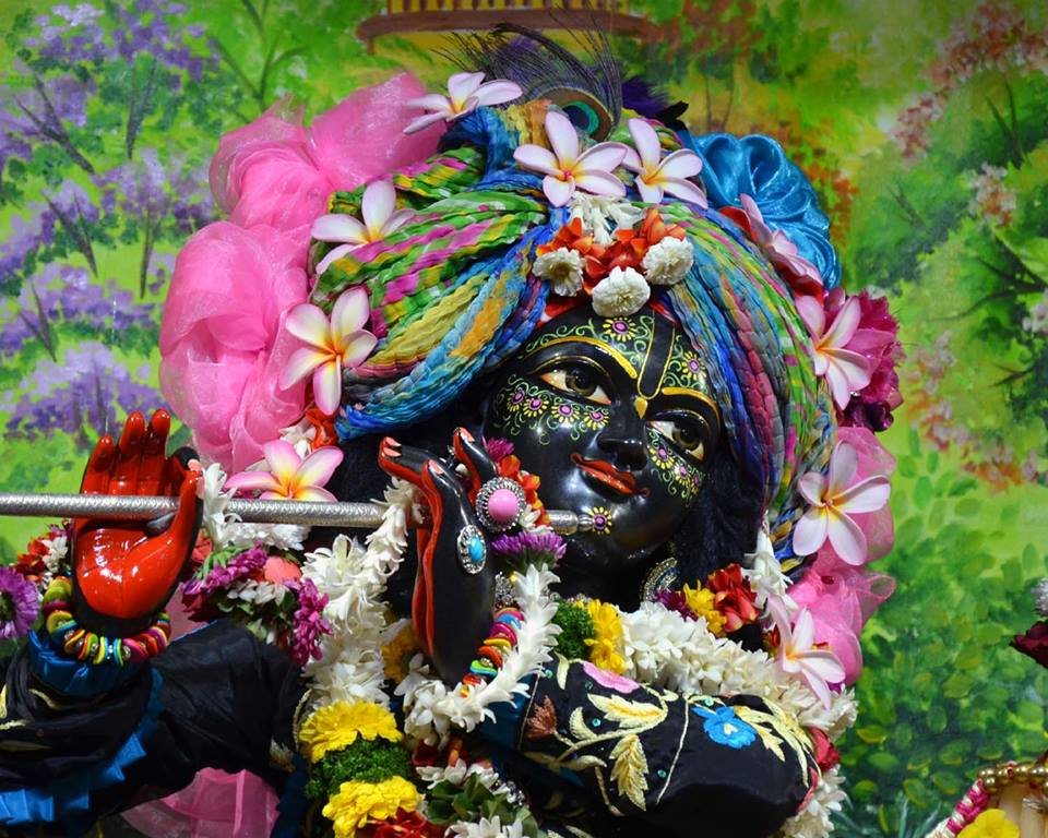 ISKCON Nasik Deity Darshan 03 Feb 2016 (13)