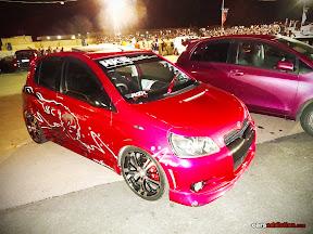 Modded Toyota Vitz - Girl Power theme
