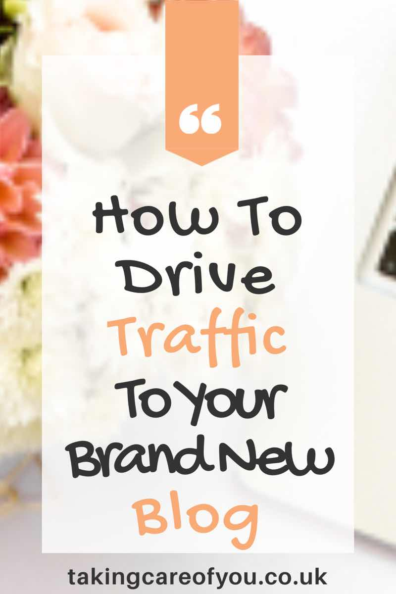 Blog traffic tips | How to get blog traffic when you are a new blogger. Tips to help you increase page views to your blog and a list of places to promote your blog posts. Learn the importance of having a solid strategy when promoting your blog. Also get your hands on a fantastic guide to help grow your blog traffic, seo tips, social media marketing, guest posting, find your target audience, content creation and Pinterest marketing.