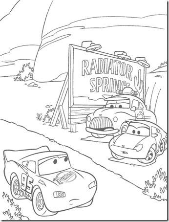 cars jugarycolorear net (8)