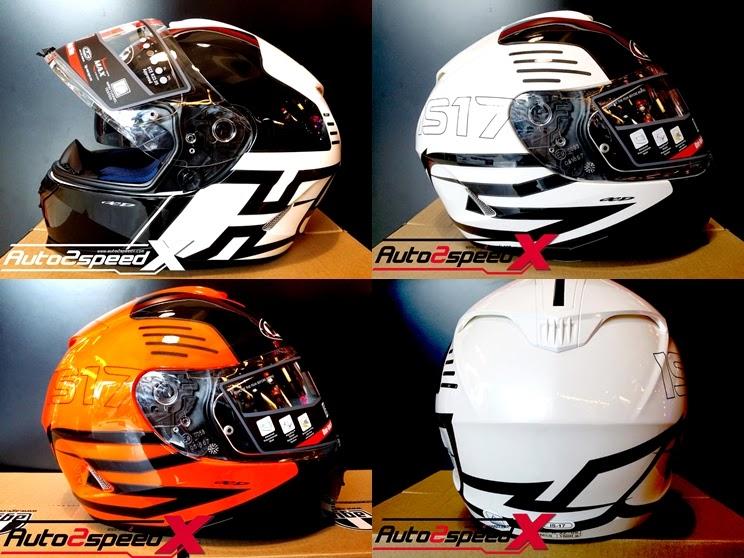หมวกกันน็อค,HJC,Helmet,IS17,GENESIS