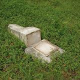 John G. Gleaves Cemetery Repairs