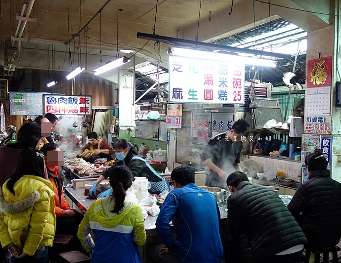 9 嘉義東市場牛雜湯、筒仔米糕、火婆煎粿