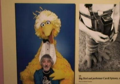 Uno de los personajes de Sesame Street: Paco Pico