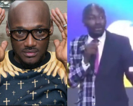 Apostle Suleiman Says He Makes Money Through Speaking In Tongues; 2Face Reacts (Video)