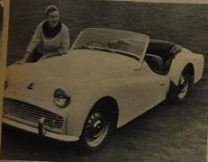 Triumph Herald 1960