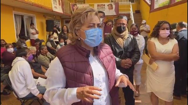 RUTH OLVERA NIETO OFRECE APERTURA DE NUEVOS NEGOCIOS EN SOLO 24 HORAS PARA REACTIVAR LA ECONOMIA DE ATIZAPÁN DE ZARAGOZA