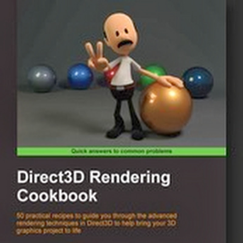 Direct3D Rendering Cookbook By Justin Stenning