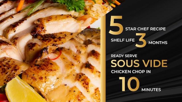 5 Star chef recipe