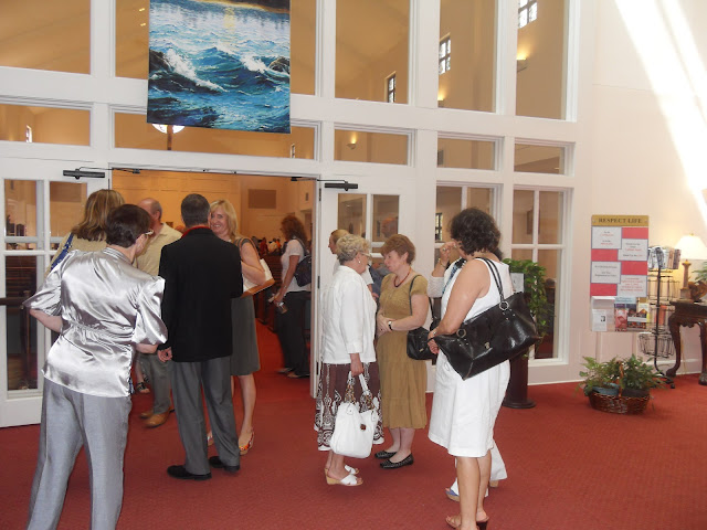 July 08, 2012 Special Anniversary Mass 7.08.2012 - 10 years of PCAAA at St. Marguerite dYouville. - SDC14217.JPG