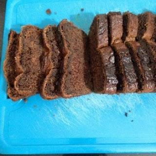 Healthy Fudgy Brownies.