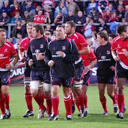 Ulster v Dragons, Friday 19th September 2008