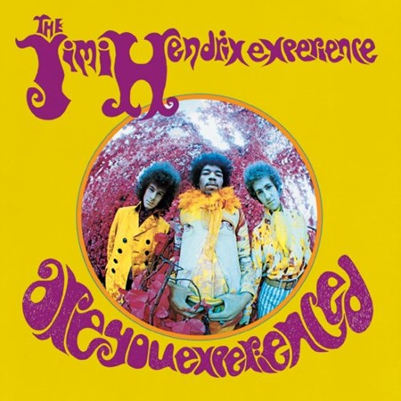 1967 - Are You Experienced - Jimi Hendrix