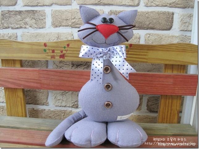 gato juguete moldes (4)
