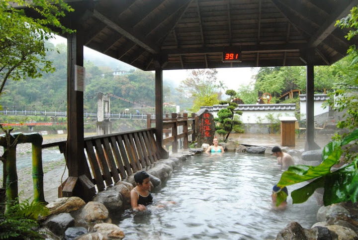 Try The Hot Springs Chingchuan Hottest From 9 Unique Bucket List Experiences