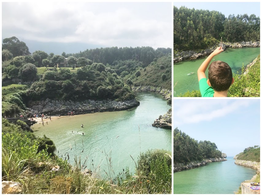 Playas para niños en Asturias