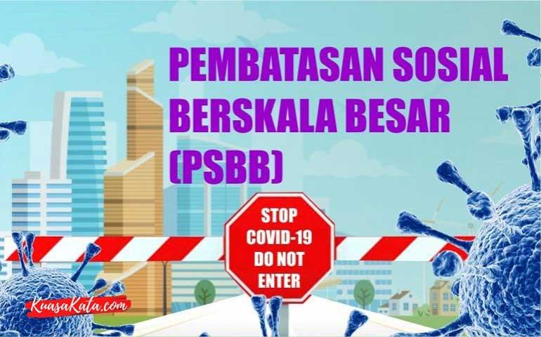 Kebijakan PSBB, Apakah Bijak?