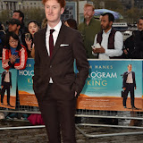 OIC - ENTSIMAGES.COM - Will Merrick at the  A Hologram For The King - UK film premiere 25th April 2016 Photo Mobis Photos/OIC 0203 174 1069
