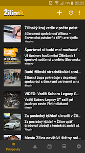 Žilinak- screenshot thumbnail