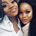 Any resemblance? Ex BBNaija housemate, Cee-C pictured with Davido's girlfriend, Chioma