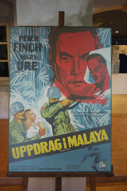 Uppdrag i Malaya movie poster