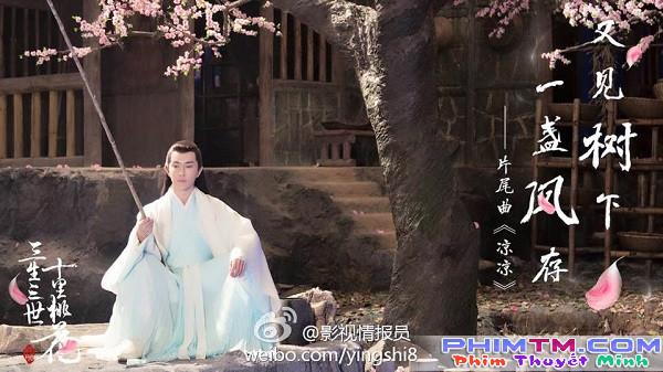 """Không thể nhận ra nổi Lưu Thi Thi vì đoàn phim """"Túy Linh Lung"""" dùng photoshop quá """"có tâm"""" - Ảnh 9."""