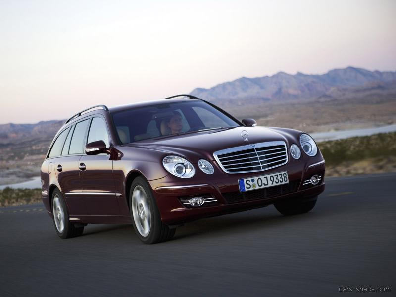 2005 mercedes benz e class wagon specifications pictures for Mercedes benz e class specifications