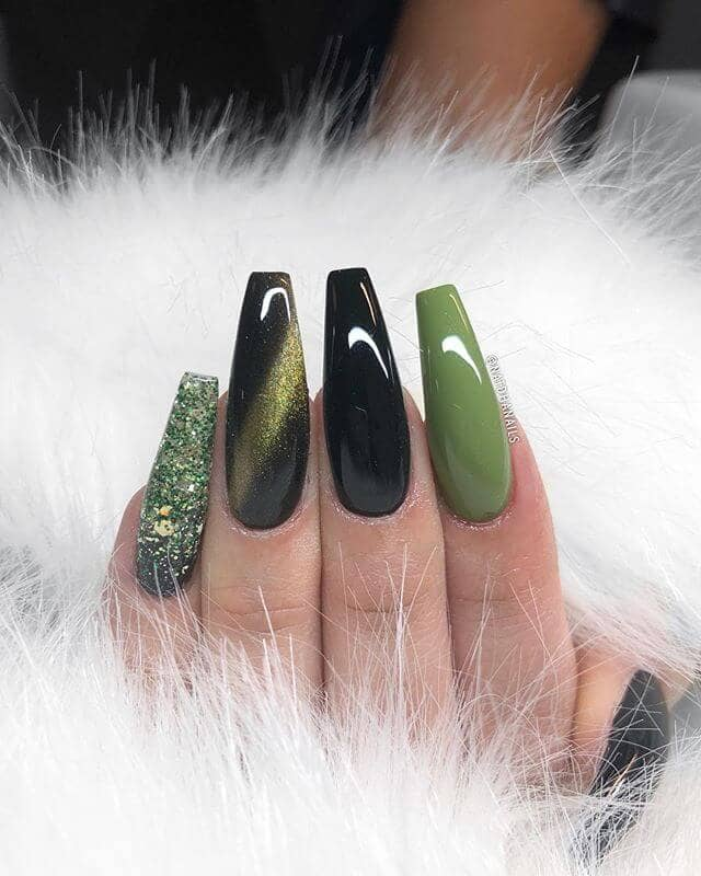 The 50 Best Coffin Nail Ideas For 2019 Fashion 2d