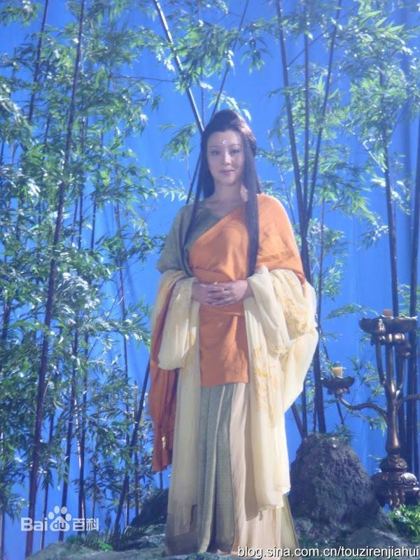 Liang Li China Actor