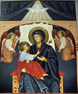 Santa Maria del Divino Amore