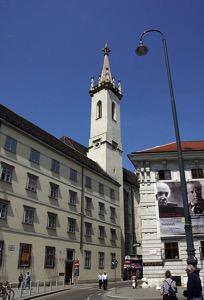Augustinian Church Vienna