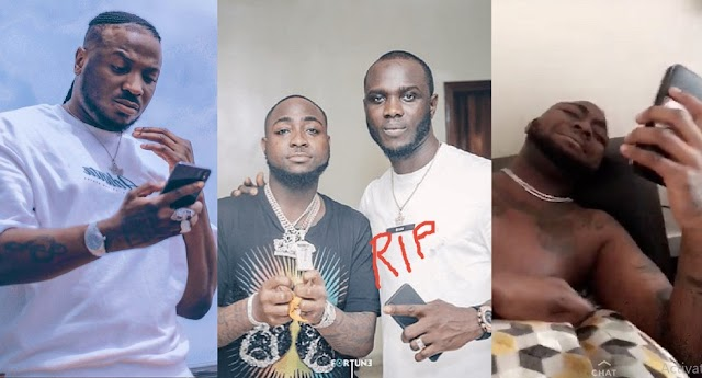 """""""I'm Done with Cigarettes and Drugs"""" - Peruzzi Finally Narrates how Obama's death incident took place."""