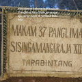Mengenang 37 Panglima Raja SiSingamangaraja XII Tewas Di bunuh Belanda Lalu Di Kubur Massal Oleh  Masyarakat