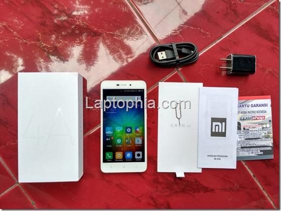 Perlengkapan Xiaomi Redmi 4A
