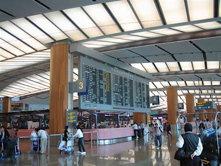 kinh nghiệm thực tập sinh khi ở sân bay