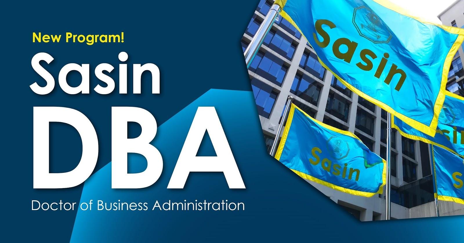 ศศินทร์เปิดหลักสูตรปริญญาเอก Sasin DBA (Doctor of Business Administration) สร้างงานวิจัยไปสู่การปฏิบัติจริง