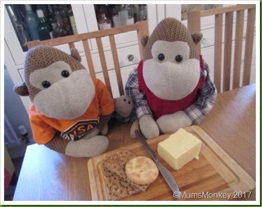 Crunchy Cheese 1