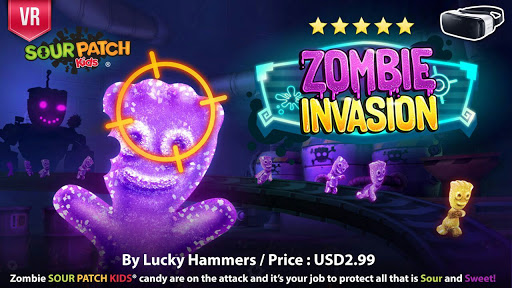 Sour Patch Kids: Zombie Invasion APK