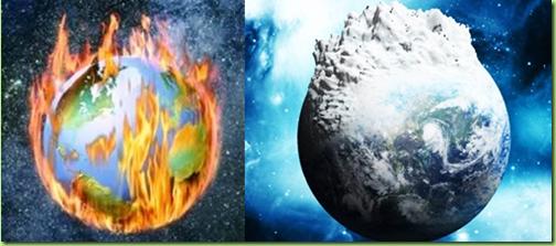 fire ice earth