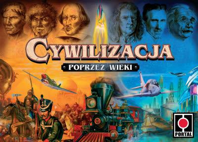 czubatka.pl :: Pokój Gier #2: Cywilizacja: poprzez wieki :: zdjęcie okładki