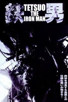 The Iron Man - Người sắt Tetsuo