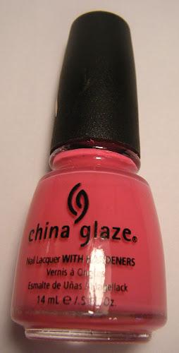 China Glaze Make an Entrance