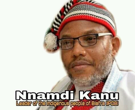 Nnamdi Kanu Blasts Nig. Senate for confirming Tanko as CJN