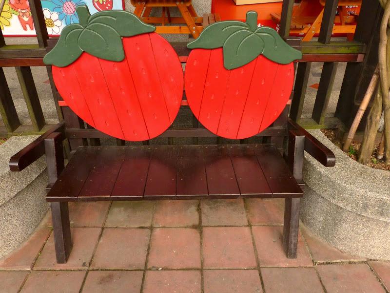 Miaoli county. Nanzhang puis Dahu la capitale de la fraise... - P1050285.JPG