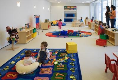 Bagaimana Memilih Nursery School?