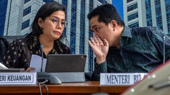 Relawan Jokowi Laporkan Rangkap Jabatan BUMN ke Ombudsman.