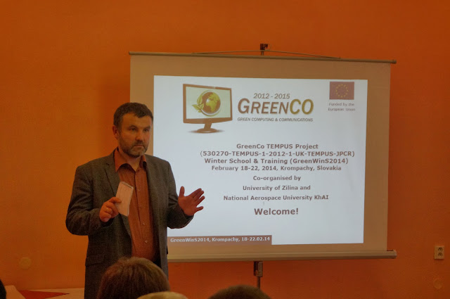 TEMPUS GreenCo Winter School (Slovakia, Krompachy, February 18-23,2014) - DSC03126.JPG