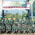Laksanakan Wasdal, Sahli Pangdam I/Bukit Barisan Kunjungi Satgas Pamtas Yonif 125/Simbisa